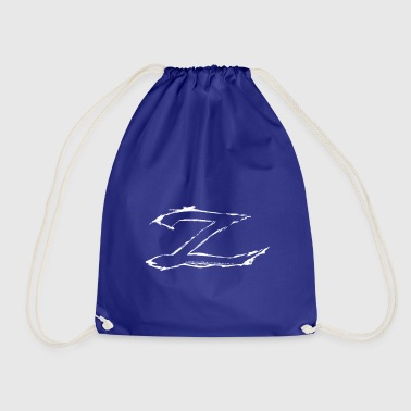 Zorro The Chronicles Trademark Letter Z - Mochila saco