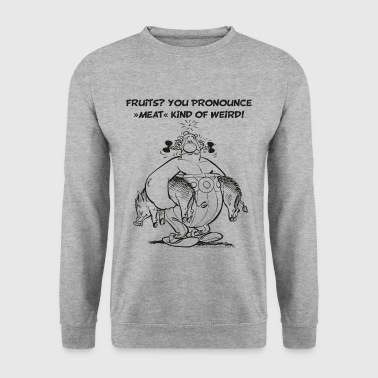 Asterix & Obelix - Fruits? - Herre sweater