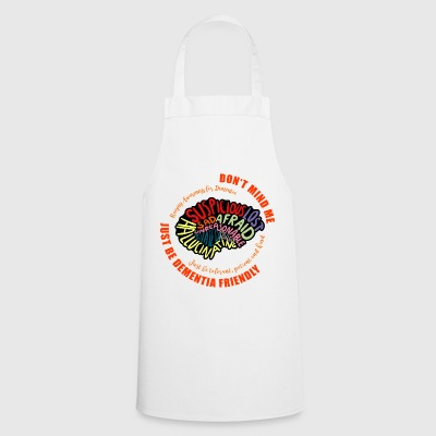 Just Be Dementia Friendly. - Cooking Apron