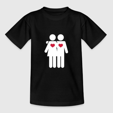 Liefhebbers Shirts - Teenager T-shirt