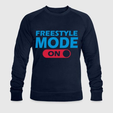 Freestyle Mode ON - Sweat-shirt bio Stanley & Stella Homme