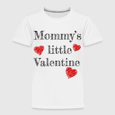 Valentine's Day Mommy's Little Valentine - Premium T-skjorte for barn