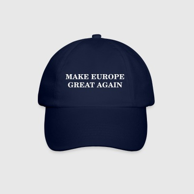 MAKE EUROPE GREAT AGAIN - Baseballkappe