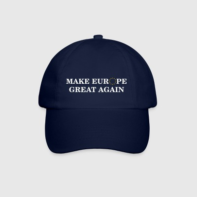 MAKE EUROPE GREAT AGAIN O - Baseballkappe