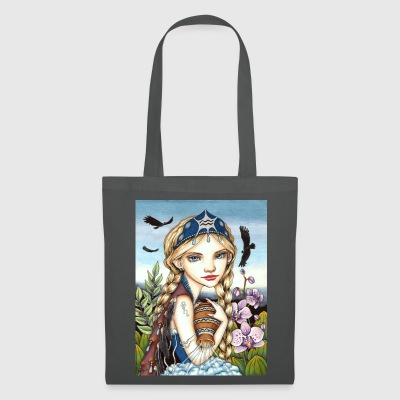 Aquarius Girl Bags & Backpacks - Tote Bag