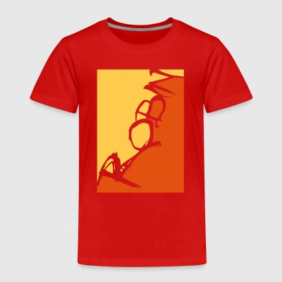 Kinder-T-Shirt Robin scripted - Kinder Premium T-Shirt