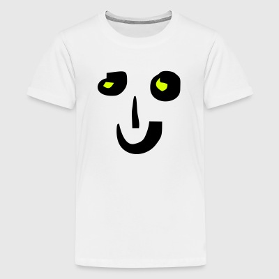 Gesicht gucken - V2 T-Shirts - Teenager Premium T-Shirt