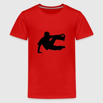 Freerunner, freerunning, free running Shirts - Teenage Premium T-Shirt