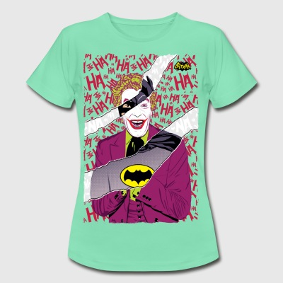 DC Comics Batman Vintage Bösewicht Joker - Frauen T-Shirt