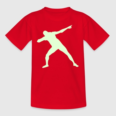 Bolt Trump Pose - Kids' T-Shirt