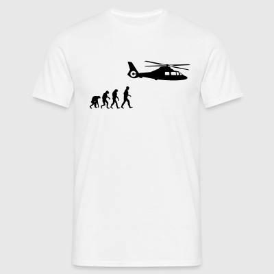 helikopter evolution T-Shirts - Männer T-Shirt