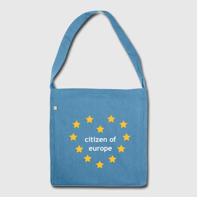 Citizen of Europe Bags & Backpacks - Shoulder Bag made from recycled material