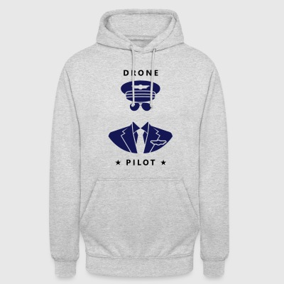 Drone Pilot Sweaters - Hoodie unisex
