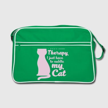 Cuttle my Cat - Retro Bag - Retro Tasche