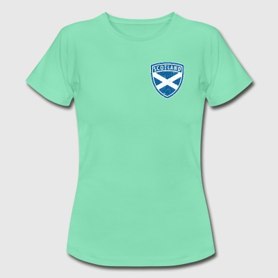 SCOTLAND USED EMBLEM T-Shirts - Women's T-Shirt