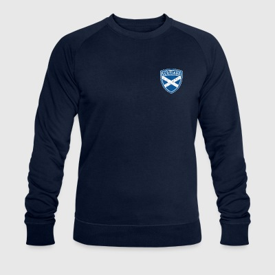 SCOTLAND USED EMBLEM Hoodies & Sweatshirts - Men's Organic Sweatshirt by Stanley & Stella