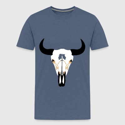 Buffalo Head, Bison Shirts - Teenager Premium T-shirt