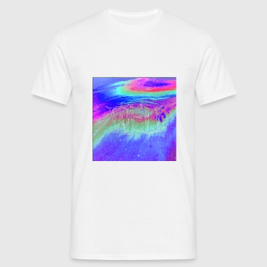 Oil & Water - WEU - Herre-T-shirt