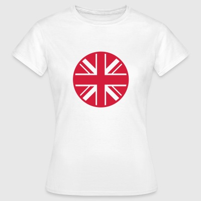Union Jack HQ Vector 1c T-Shirts - Women's T-Shirt