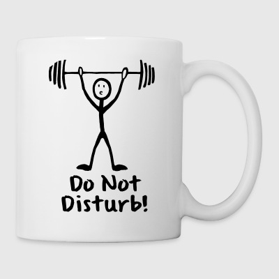DON'T DISTURB Mugs & Drinkware - Mug