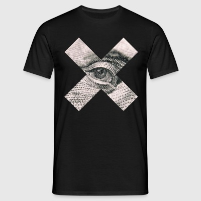 The X Eye T-Shirts - Men's T-Shirt