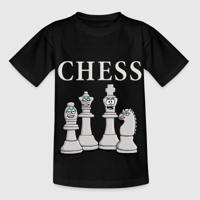 chess_we_can_04_2017_a T-Shirts - Kinder T-Shirt