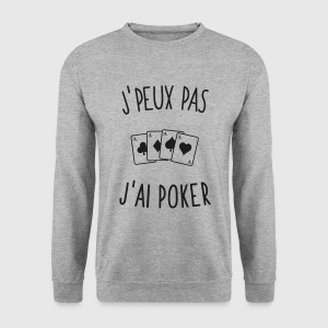 jppj poker 1c  Sweat-shirts - Sweat-shirt Homme