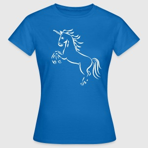 Scotland's Unicorn - Women's T-Shirt