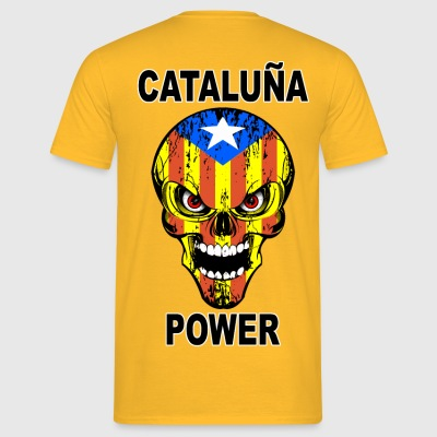 Catalogne - Cataluña Tee shirts - T-shirt Homme