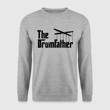 Drummer - The Drumfather Pullover & Hoodies - Männer Pullover