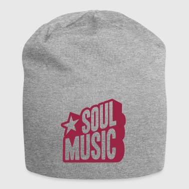 SOUL MUSIC STAR  Caps & Hats - Jersey Beanie