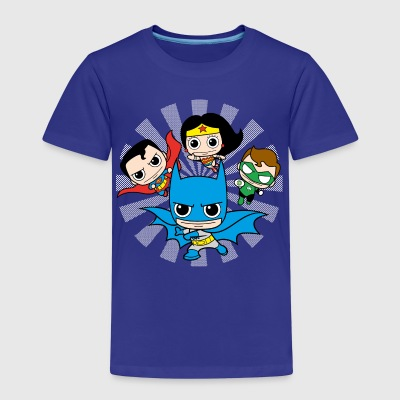 DC Comics Originals  Chibis - Kinderen Premium T-shirt