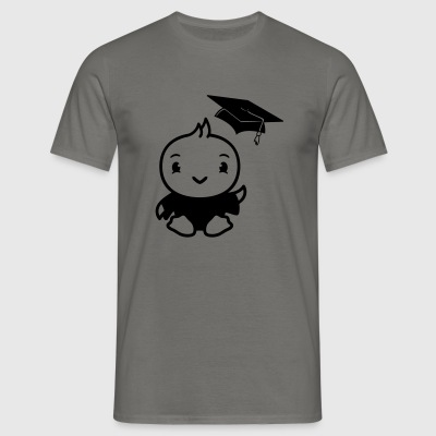 High school graduation, graduation, graduation, he T-Shirts - Men's T-Shirt