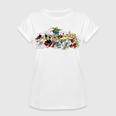 Asterix Gauls Attack - Dame oversize T-shirt