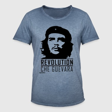 Che Guevara Revolutionary - Vintage-T-skjorte for menn