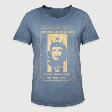 Che Guevara Data - Vintage-T-skjorte for menn