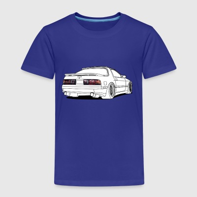 old rx7 white Shirts - Kids' Premium T-Shirt