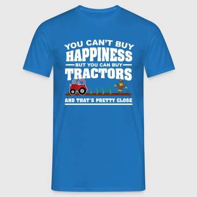 Farmer Buy tractors T-Shirts - Men's T-Shirt