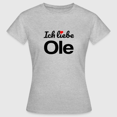 Ole T-Shirts - Frauen T-Shirt
