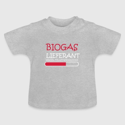 Biogas Lieferant Baby T-Shirts - Baby T-Shirt
