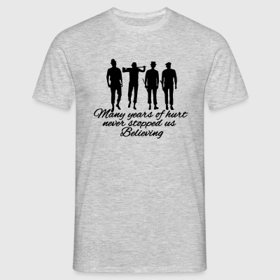 many Years T-shirts - Mannen T-shirt