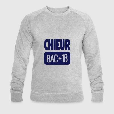 chieur bac 18 citation humour provocateu Sweat-shirts - Sweat-shirt bio Stanley & Stella Homme