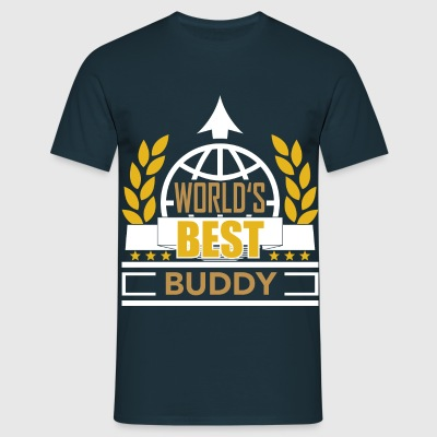 World's best Buddy 3 T-Shirts - Männer T-Shirt