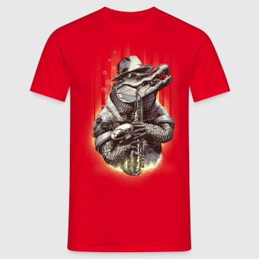 CROC ROCKER - Men's T-Shirt