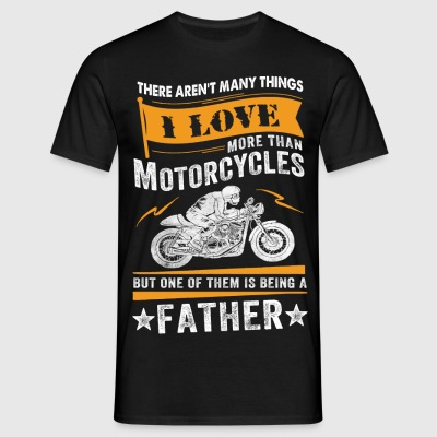 Motorcycles Father T-Shirts - Men's T-Shirt
