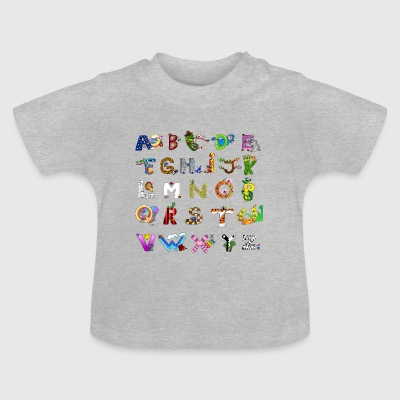 Morpho´s ABC Baby T-Shirts - Baby T-Shirt