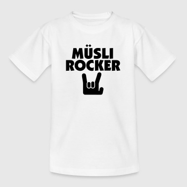 Müslirocker - Teenager T-Shirt