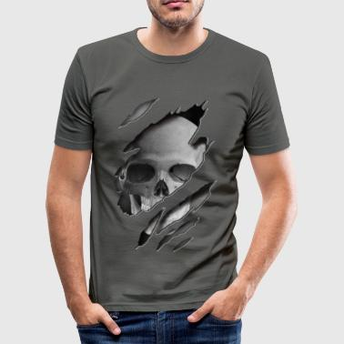 in-skin T-Shirts - Männer Slim Fit T-Shirt