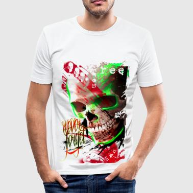 free-of-war T-Shirts - Männer Slim Fit T-Shirt