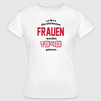 74 T-Shirts - Frauen T-Shirt